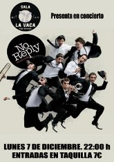 NO REPLY (concierto swing, ska, jazz) p