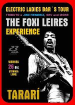 Cartel The Foxi Leires
