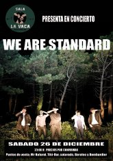 WE ARE STANDARD p