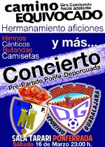 Cartel Hermanamiento