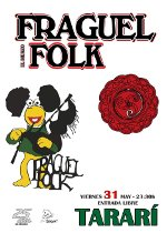 Cartel Fraguel Folk