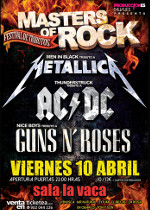 Cartel Masters of Rock festival
