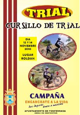 Cursillo de Trial