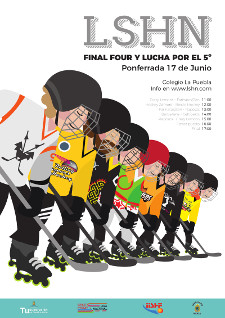 LSHN 2018. Final Four y lucha por el 5º