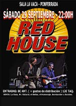 Cartel Red House