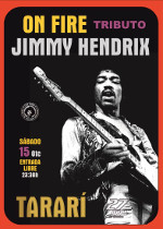 CARTEL TRIBUTO JIMMY H